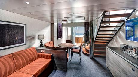 MSC Yacht Club Duplex Suite*