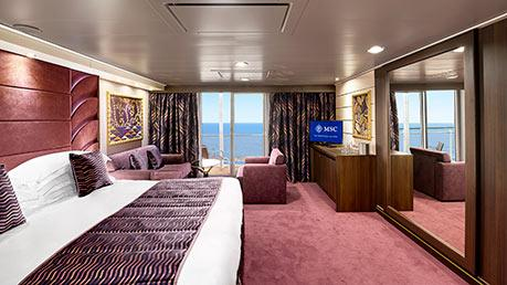 MSC YACHT CLUB DELUXE GRAND SUITE*