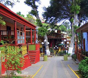 Suburbs of Barranco