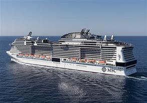 MSC MERAVIGLIA NORTHERN EUROPE SUMMER SEASON
