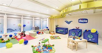 Kids Chicco Area (under 3 years)
