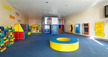 Children Indoor Playroom