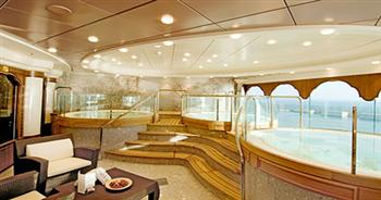 MSC Aurea Spa Whirpool Bath