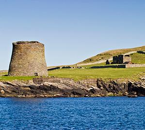 Age Broch island of Mousa