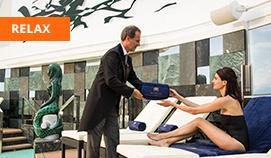 Vive la exclusividad de MSC Yacht Club]