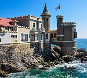 Wulff Castle in Viña del Mar