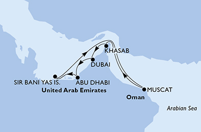 United Arab Emirates, Oman